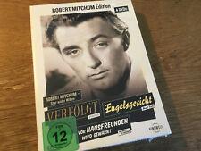 Robert Mitchum Edition [4 DVD Box] NEU OVP Verfolgt Engelsgesicht Hausfreunden