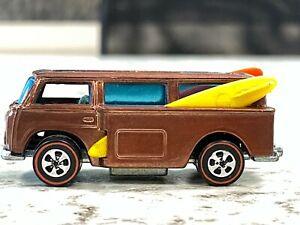 Hot Wheels Redline Beach Bomb Copper Vintage MINTY Adult Collectors Toy Car