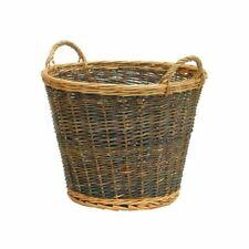 Manor 1355 Willow Log Basket - Large