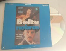 BELTE NEBROS LASER DISC Mint/Near mint condition