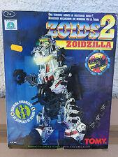 ZOIDS 2 ZOIDZILLA INTROUVABLE NEW RARE TOMY
