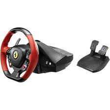 New Thrustmaster Ferrari 458 Spider Racing Wheel & Pedal Set For Xbox One Gaming
