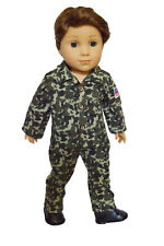 My Brittany's Army Outfit for American Girl Boy Doll Logan