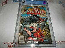 MS. MARVEL #11 CGC 9.6 (COMBINED SHIPPING AVAILABLE)