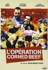DVD *** L'OPERATION CORNED BEEF ***  avec Jean Reno, Christian Clavier, ...