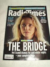 November Radiotimes Magazines