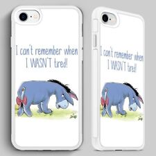 Eeyore Winnie The Pooh Funny QUALITY PHONE CASE COVER for iPHONE 4 5 6 7 8 X