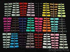 24 colours 576 pcs (24pcs of each Colour) European Style Full Nails (Short)
