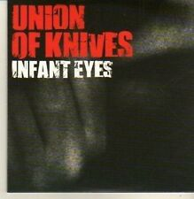 (CP28) Union of Knives, Infant Eyes - 2006 DJ CD