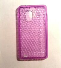 New Purple Gel Case for Samsung infuse 4g Rocketfish RF-SIAT2UPL