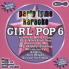 Party Tyme Karaoke: Girl Pop 6 2005 by Party Tyme Karaoke - Disc Only No Case