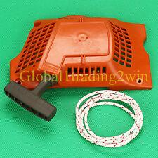 Recoil Start Starter Rope Cord For Husqvarna 340 345 346XP 350 351 353 Chainsaw