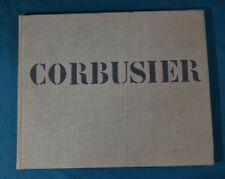Le Corbusier Oeuvre Complète de 1938 - 1946 Erlenbach Zurich First Edition 1946