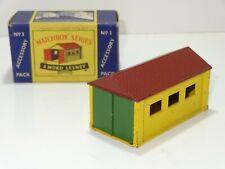 Matchbox Lesney AC 3 GARAGE  (274)