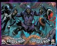 AMAZING SPIDER-MAN #48 TYLER KIRKHAM EXCLUSIVE VARIANT CONNECTING SET