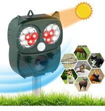 Dissuasore Repellente Ultrasuoni, Animali, Piccioni, uccelli, topi, ecc. IP66