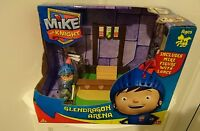 Mike the Knight Glendragon Arena Playset - Inc Mike Figure with Lance