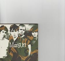 Mansun-Negative UK 1 track promo 1998
