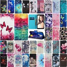 For LG Stylo 5/Stylo 4/K50/K40 Magnetic Flip Leather Card Slot Wallet Case Cover