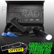 SWAT POLICE 1000M LAMPE TORCHE 3000 LUMEN 2 LED FLASHLIGHT + 2x8800MAH 18650 #1