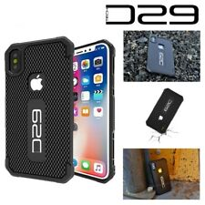 360 Drop Shock Proof Tough Armour Heavy Duty Bumper Case Cover for iPhone X 10
