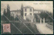 Varese Cocquio Trevisago cartolina QK9933