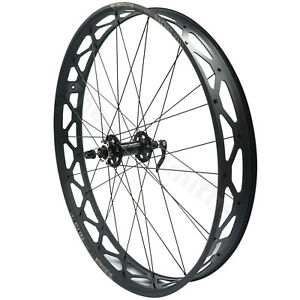 Sun Ringle MULEFUT 80SL V2 FRONT 135mm QR Fat Bike Wheel Tubeless Ready