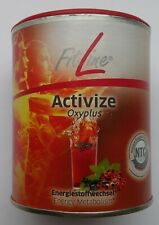 FitLine Activize Oxyplus 175g Dose (Monatspackung) Geschmacksrichtung Cassis