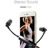 Awei A990BL Wireless Sports Bluetooth V4.0 Noise Isolation Earphone W/Handsfree