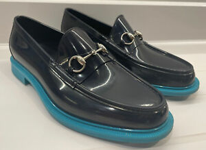 Gucci Jelly Snaffle Loafers - 2013- Mens Uk 9