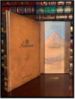 The Alchemist Gift Edition by Paulo Coelho Deluxe Slipcased Illustrated Hardback