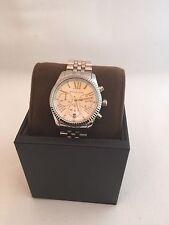 🎗Michael Kors Women's MK5555 Lexington Chronograph Dial Stainless Steel Watch🎗