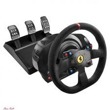Steering Wheel PS4 PS3 PC Racing Gaming Pedal Simulator Cockpit Ferrari Driving