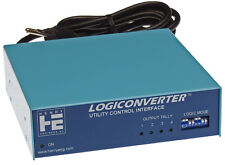 Henry Engineering Logiconverter Logic Opto-Isolated Latching Relay GPI Interface