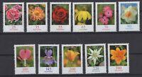 CB145275/ GERMANY – FLOWERS – YEARS 2006 - 2008 MINT MNH MODERN LOT