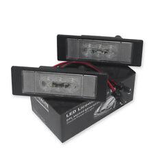 2x KENNZEICHENLEUCHTE MINI R55 BMW E81 E87 F20 E63 KENNZEICHENBELEUCHTUNG LED