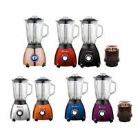 500W Kitchen Food Processor 1.5 Litre Blender Grinder Fruit Shake Smoothie Maker
