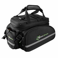 ROCKBROS Bike MTB Rear Carrier Bag Cycling Bicycle Rear Pack Pannier