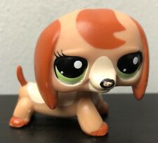 LPS Littlest Pet Shop Dachshund #2035 blemished