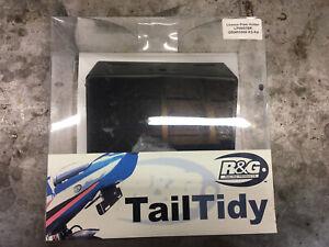 Suzuki Gsxr 1000 R&g Tail Tidy Number Plate Bracket K3 K4 LP0007BK