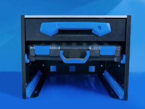 Fahrzeugeinrichtung Sortimo ähnl. WorkMo + T-BOXX G, gebraucht, BV-SOR0001+2+4