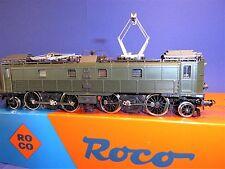"""ROCO H0 04191A B4/6 """"12323"""" SBB E-Lok"""