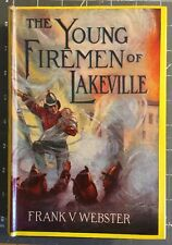 "1938 THE YOUNG FIREMEN OF LAKEVILLE 1st Edition HCDJ ""FINE"""