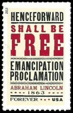 US #4721 {45c}Emancipation Proclamation, MNH, (PCB-1)