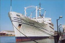 mv Anastasis  West India Dock, London 1993 JD.1107