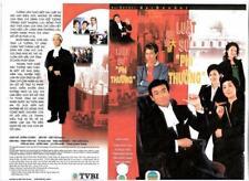 LUAT SU PHI THUONG - PHIM BO HONGKONG - 6 DVD -  USLT