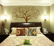 Huge Family Tree Vinyl Art Home Decals Room Wall Sticker Decor UK  58