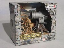SCHLEICH Eldrador 42222 Kanone mit Schießfunktion Ritter --  NEU OVP
