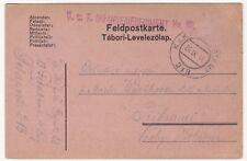 K.u.K.Infanterieregiment Nr.88,nach Pribram,Feldpost 213