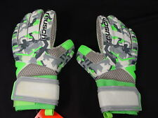 Reusch Soccer Goalie Gloves RE:LOAD Junior SZ 5 3672860S CAMO SAMPLES